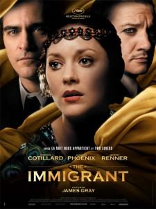 affiche du film Immigrant